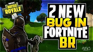 Fortnite BR Glitches : *NEW* 2 Nouveaux Bug sur Fortnite Battle Royale ! @EpicGames !