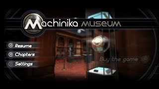 Machinika Museum Chapter 1 Walkthrough
