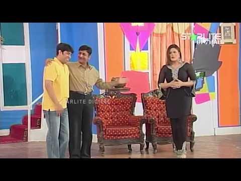 Best Of Naseem Vicky New Pakistani Stage Drama Wohti Da Sawaal Ae Full Comedy Clip | Pk Mast