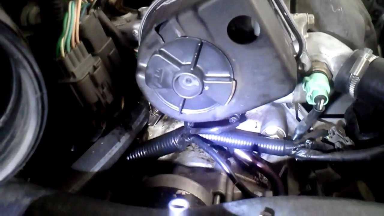 1991 Honda Accord Crank Sensor Location