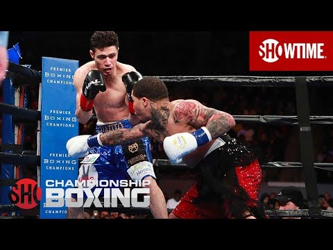 VIDEO: Gervonta Davis Stops Hugo Ruiz in Round One | SHOWTIME CHAMPIONSHIP BOXING