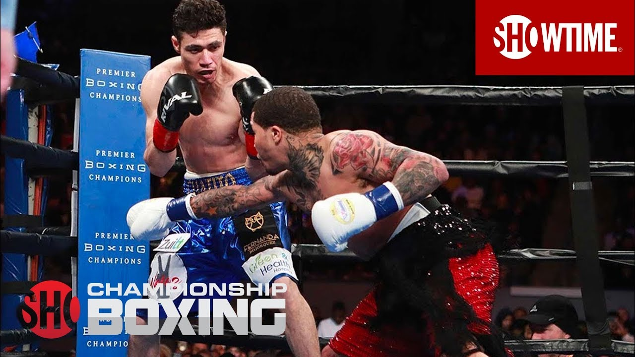 Gervonta Davis Stops Hugo Ruiz in Round One | SHOWTIME CHAMPIONSHIP BOXING