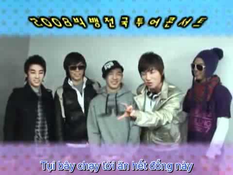Bigbang bình luận về HKT-chap 3
