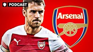 SHOULD ARSENAL SELL AARON RAMSEY IN JANUARY? | ONE FOR THE WEEKEND PODCAST