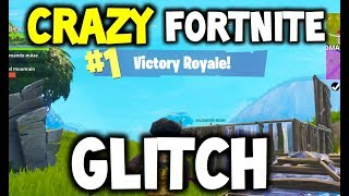 Invincible GLITCH Fortnite Battle Royale End Game! (Very Fun) - NEVER ENDING GAME TIME!
