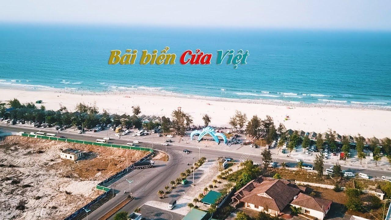 Biển Cửa Việt Quảng Trị - Cua Viet Quang Tri Beach #quangtri #beach #cuaviet