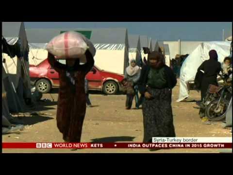 Ambassador Nicholas Burns Discusses Syria On The BBC World News