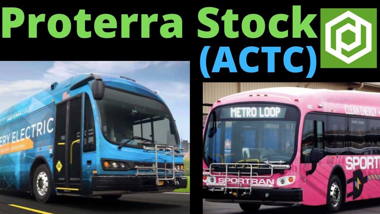 Download Proterra (ACTC Stock) - Comprehensive UPDATE (Ticker Change & MORE)