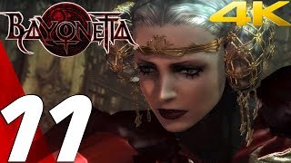 BAYONETTA - Gameplay Walkthrough Part 11 - Isla Del Sol [4K 60FPS]