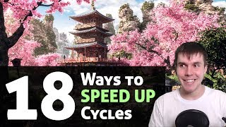 18 Ways to Speed Up Blender Cycles Rendering thumbnail