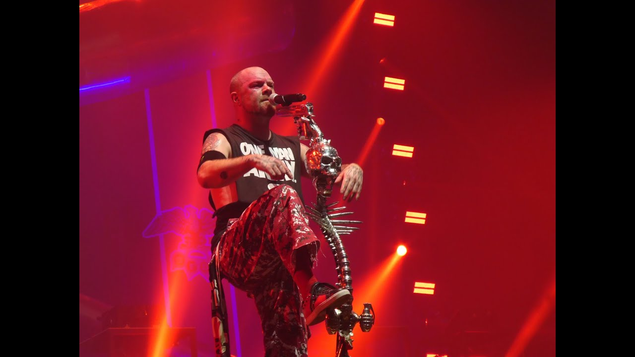 Five Finger Death Punch (5FDP) - Full Live Gig at SSE Arena London.  31 January 2020