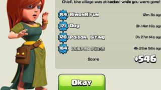 Town Hall 12 Mega Troll Base  Town Hall 12 Trophy Push Base-with replay proof-Clash of clans