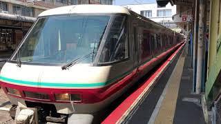 381系 特急やくも パノラマカー 米子駅発車 (2018.4.28)