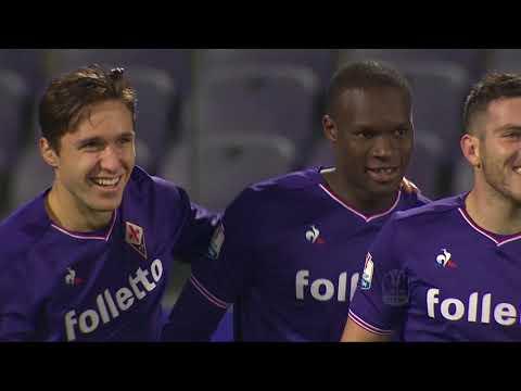 Il gol di Babacar - Fiorentina - Sampdoria 3 - 2 - TIM CUP 2017/18