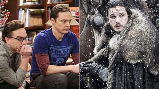 Every Time Big Bang Theory Mentioned Game of Thrones