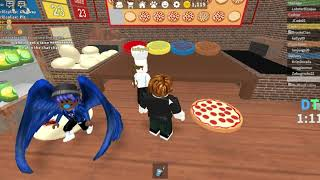 Roblox Pizza place yum-yum