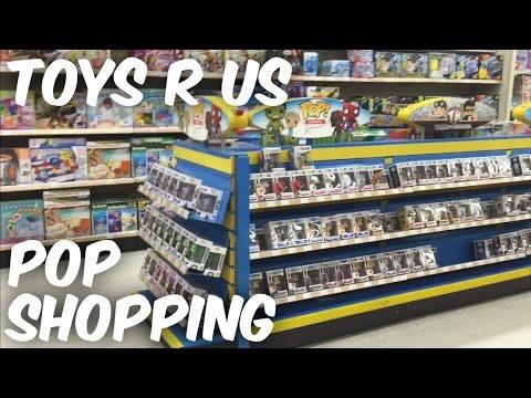 POP SHOPPING | TOYS R US | PETERBOROUGH | DC SUPERHERO GIRLS