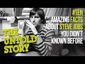 10 Facts you didn't know about Steve J