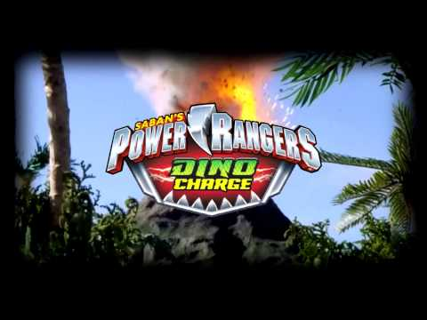 Power Rangers Dino Charge theme song [extended]