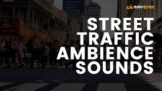 Street Ambience Sound Effect (Free Sound Effects Download)