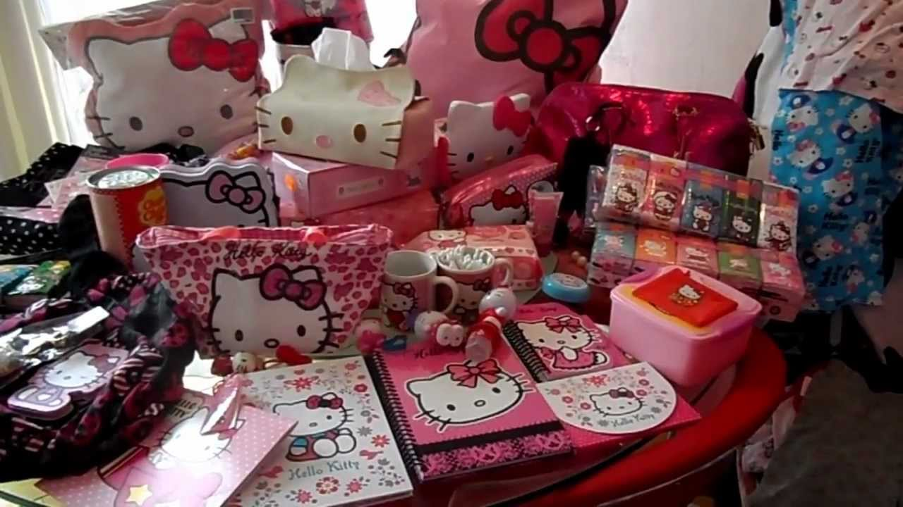 Hello Kitty Collection now is part one  YouTube
