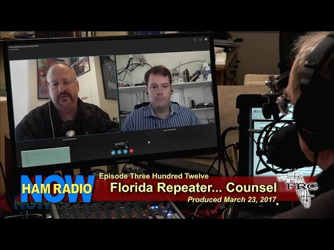 HRN 312: Florida Repeater... Counsel?