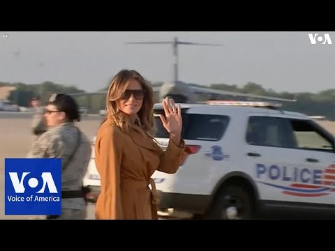 Melania Trump Forges Ahead as First Lady With Africa Trip