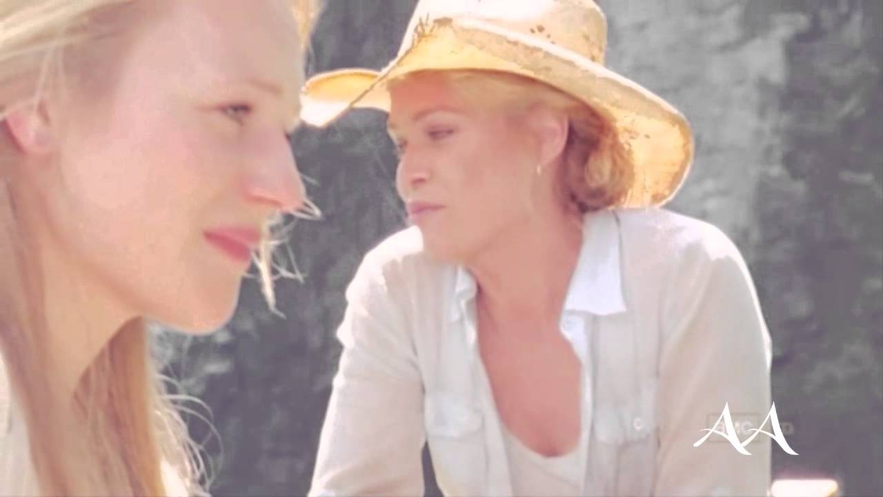 You  Me  Andrea  Amy  The Walking Dead - Youtube-9038