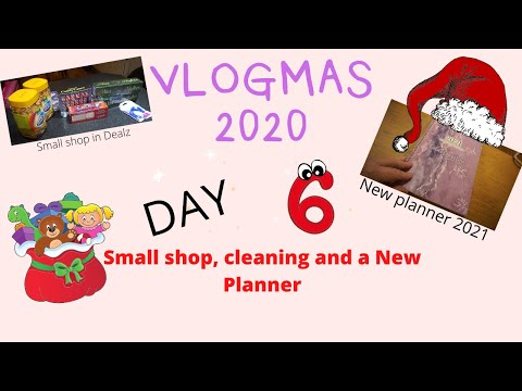 Vlogmas in Ireland - Day 6 - Spend an uneventful day with me