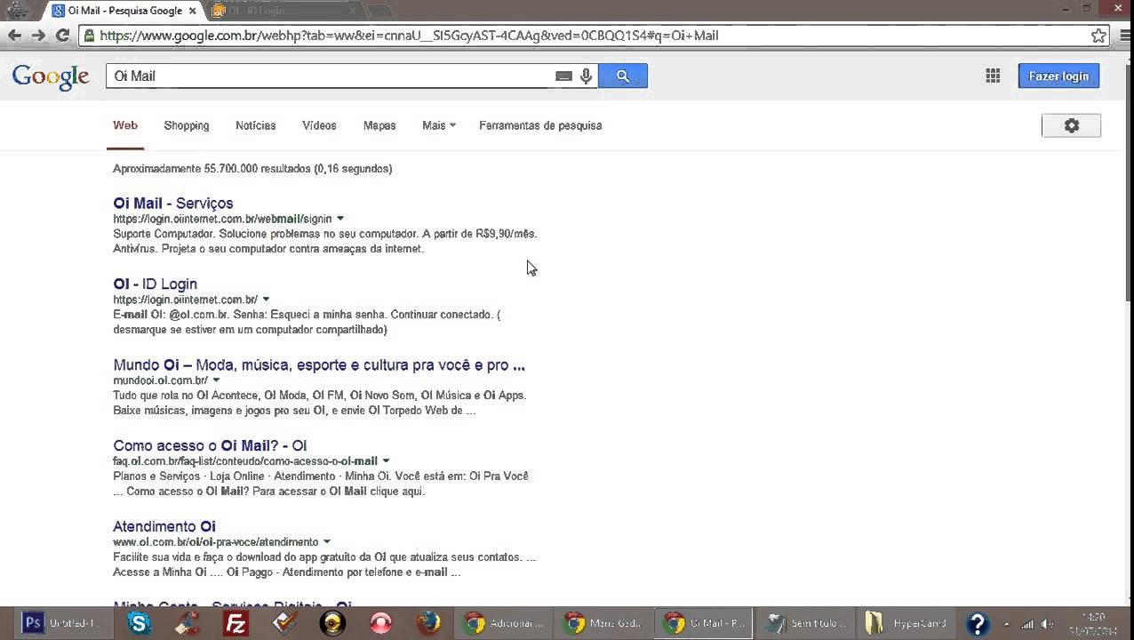 Como entrar no oi mail login youtube como entrar no oi mail login stopboris Image collections