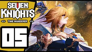 Seven Knights - Time Wanderer -  Gameplay Walkthrough Part 5 - Nintendo Switch
