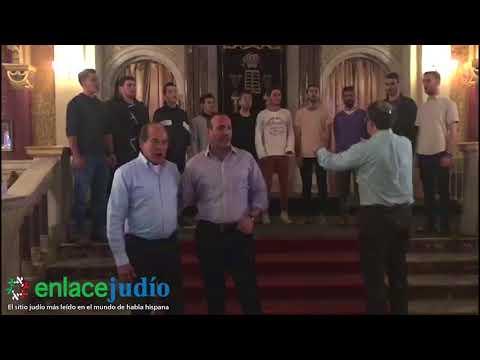 Shir Hamaalot - Canta el coro de las FDI