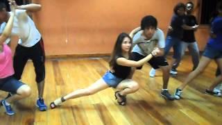 Coreografia-Propuesta Indecente