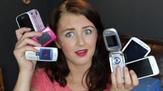 My Old Phones   Memorylane