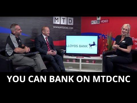 #SwarfandChips - You can BANK on MTDCNC - 25/08/2017 - EP43