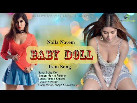 Baby Doll Item Song   Naila Nayem   Latest Bangla Item Song 2018