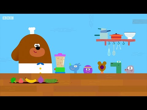 Discovering Ingredients with Duggee | Duggee Dishes | Hey Duggee