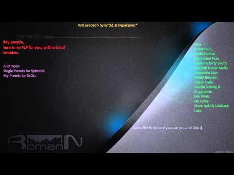 FL Studio Remakes(Deadmau5, David Guetta, Inna, etc.)(Subscribe and Download)