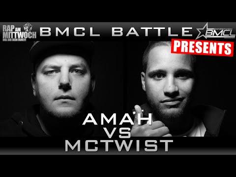 BMCL RAP BATTLE: AMAH VS MCTWIST (BATTLEMANIA CHAMPIONSLEAGUE)