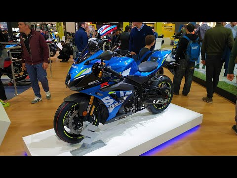 Top 8 New Suzuki Motorcycles At The Eicma Motor Show 2019