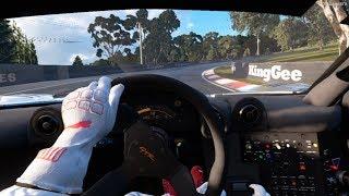 Gran Turismo Sport VR - 1995 McLaren F1 GTR – BMW (Kokusai Kaihatsu UK Racing) Gameplay