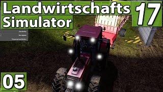 LS17 #5 ► Nachtschicht im Landwirtschafts Simulator 17 | LS 17