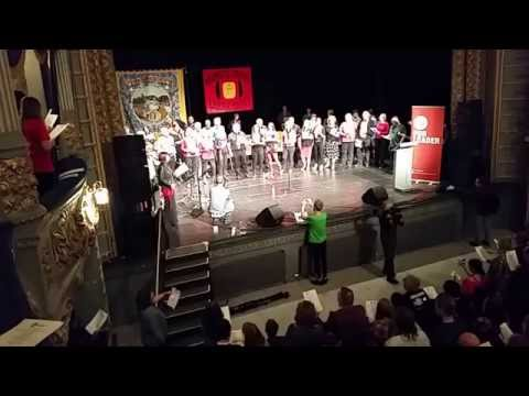 Corbyn Rally in Newcastle ends with