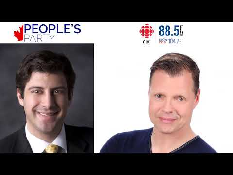 Growth of People's Party of Canada - Raymond Ayas on Daybreak Montreal with Mike Finnerty