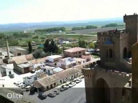 Places to see in ( Olite - Spain )