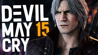 Stary druh... | Devil May Cry 5 [#15]