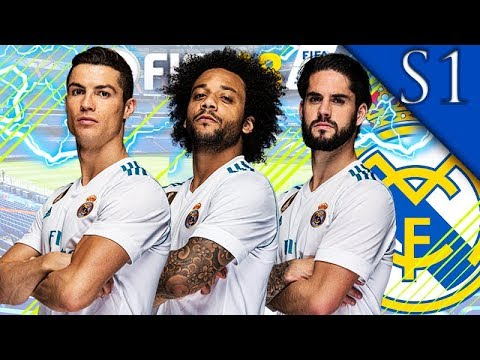 MADRID DERBY! FIFA 18: REAL MADRID CAREER MODE S1 #6