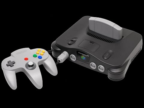 All N64 Games - Every Nintendo 64 Game In One Video [WITH TITLES]