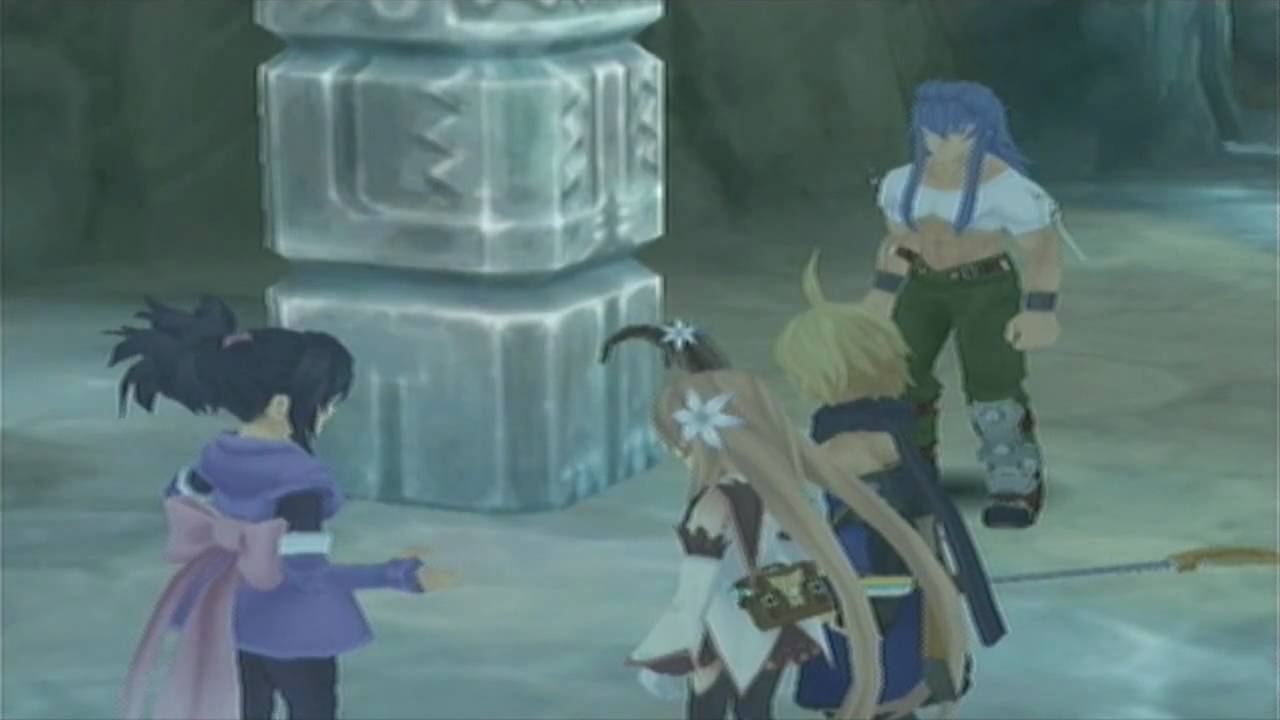 Hd Wii Tales Of Symphonia Dawn Of The New World Sheena