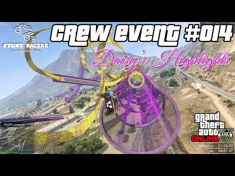 GTA V Online - Daisy's Highlights from FAST Crew Event #014